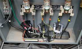 Safety Warning about Current Transformer