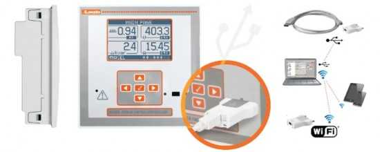 Lovato Power Factor Controller 2014