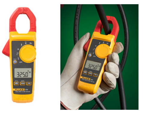clamp meter fluke